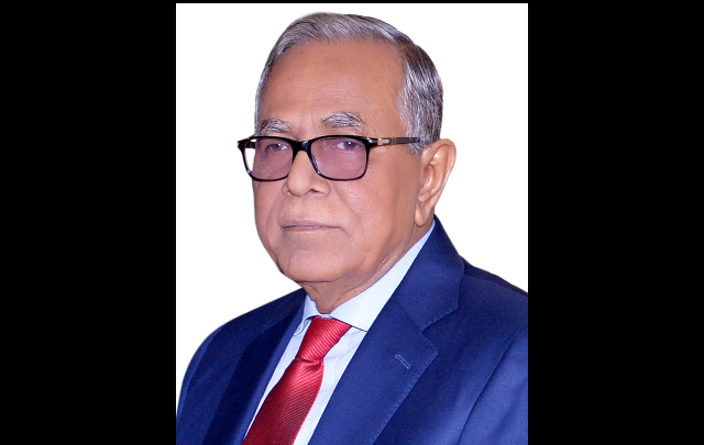 Honourable President Mr. Md. Abdul Hamid