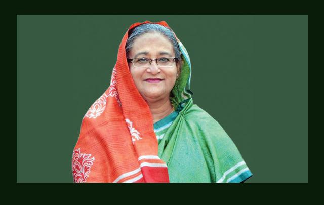 Honourable Prime Minister Sheikh Hasina